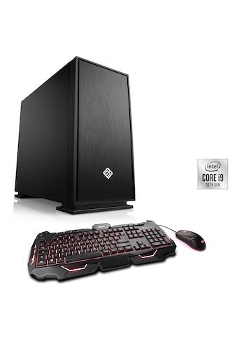 CSL »HydroX T9314 Wasserkühlung« Gaming - PC (Intel, Core i9, RTX 2080 SUPER, Wasserkühlung) kaufen