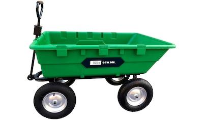 GÜDE Schubkarre »GARTENWAGEN GGW 500«, 225 l, 500 kg kaufen