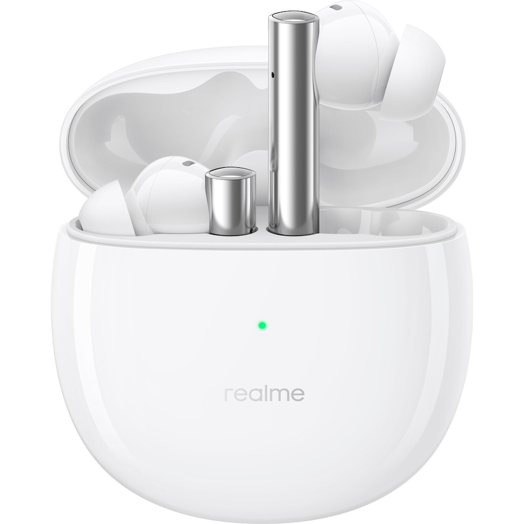 Realme Smartphone-Headset »Buds Air 2«, Bluetooth, True Wireless-Noise-Cancelling