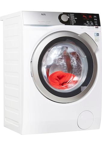 AEG Waschmaschine »L7FE74485«, L7FE74485, ProSteam - Auffrischfunktion kaufen