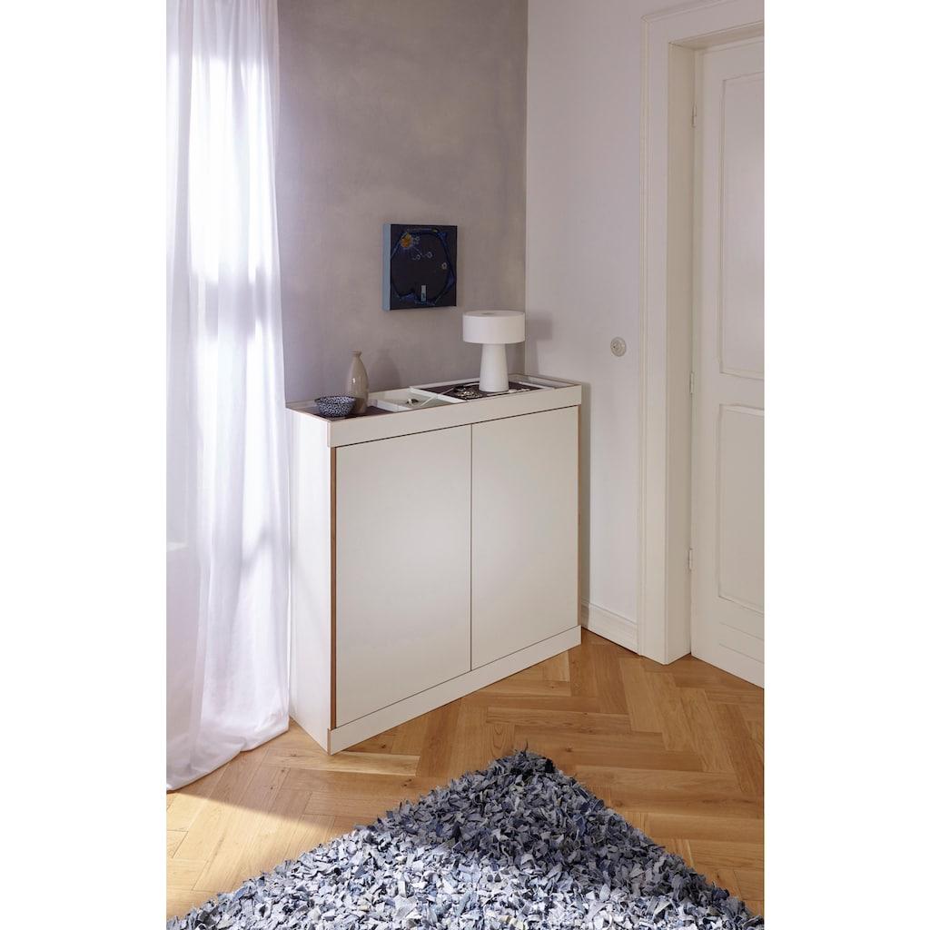 Müller SMALL LIVING Kommode »FLAI«, mit 2 Türen