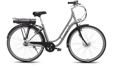 ALLEGRO E-Bike »Boulevard Plus 03 Silver«, 7 Gang, Shimano, Nexus, Frontmotor 250 W kaufen