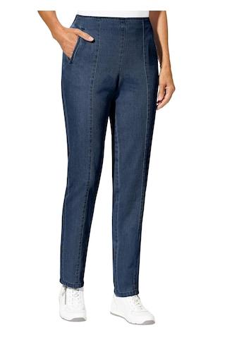 Casual Looks Jeans in Schlupfform kaufen