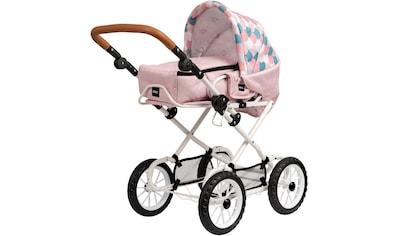 BRIO® Puppenwagen »Combi, Soft Pink mit Tropfen«, FSC®-Holz aus gewissenhaft... kaufen