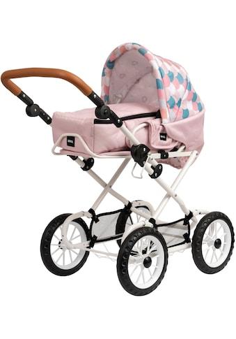 """BRIO® Puppenwagen """"Combi, Soft Pink mit Tropfen"""" kaufen"""