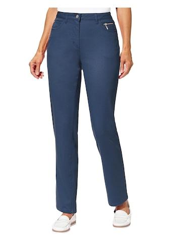 Casual Looks Jeans mit innenliegendem Dehnbund kaufen