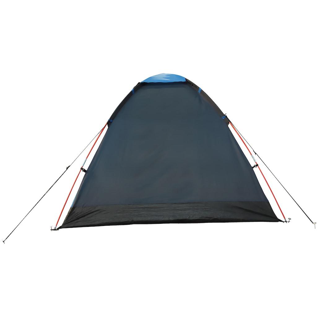 High Peak Kuppelzelt »Monodome«, 2 Personen, (Set, mit Transporttasche)