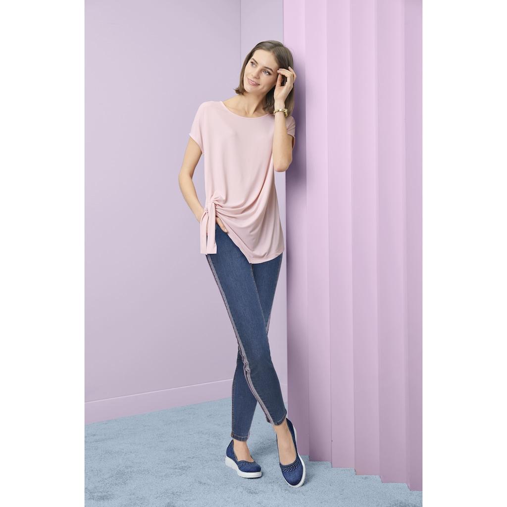 RICK CARDONA by Heine Skinny-fit-Jeans, mit Seitenstreifen