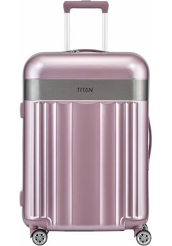 """TITAN® Hartschalen - Trolley """"Spotlight Flash, 67 cm"""", 4 Rollen kaufen"""