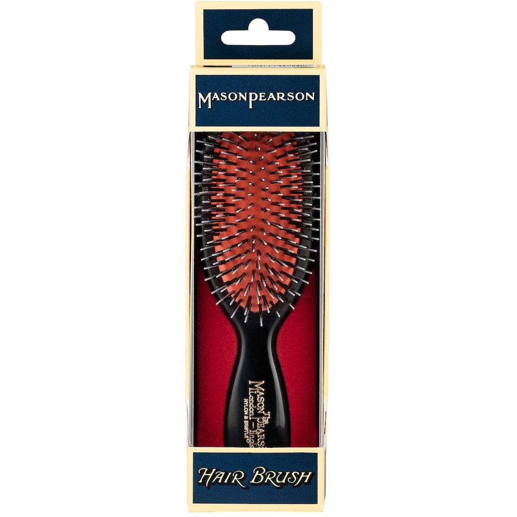 MASON PEARSON Haarbürste »Mason Pearson Pocket Mixte BN4 Bristle & Nylon«
