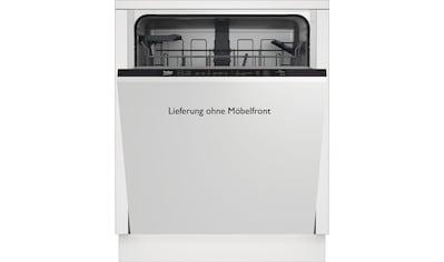 BEKO vollintegrierbarer Geschirrspüler, BDIN16420, 12,9 l, 14 Maßgedecke kaufen