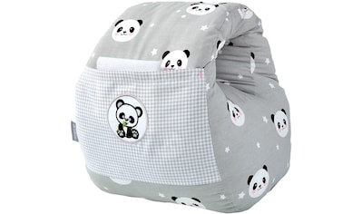 SEI Design Stillkissen »Panda-Taupe«, (1 tlg.) kaufen