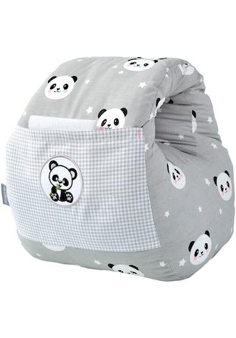 SEI Design Stillkissen »Panda-Taupe« kaufen