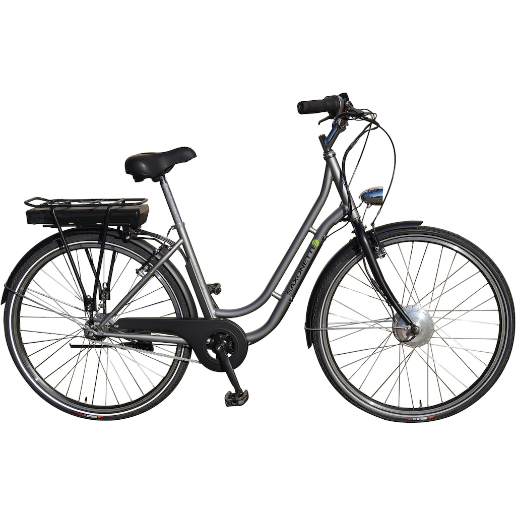 SAXONETTE E-Bike »Fashion Plus«, 7 Gang, Shimano, Nexus, Frontmotor 250 W