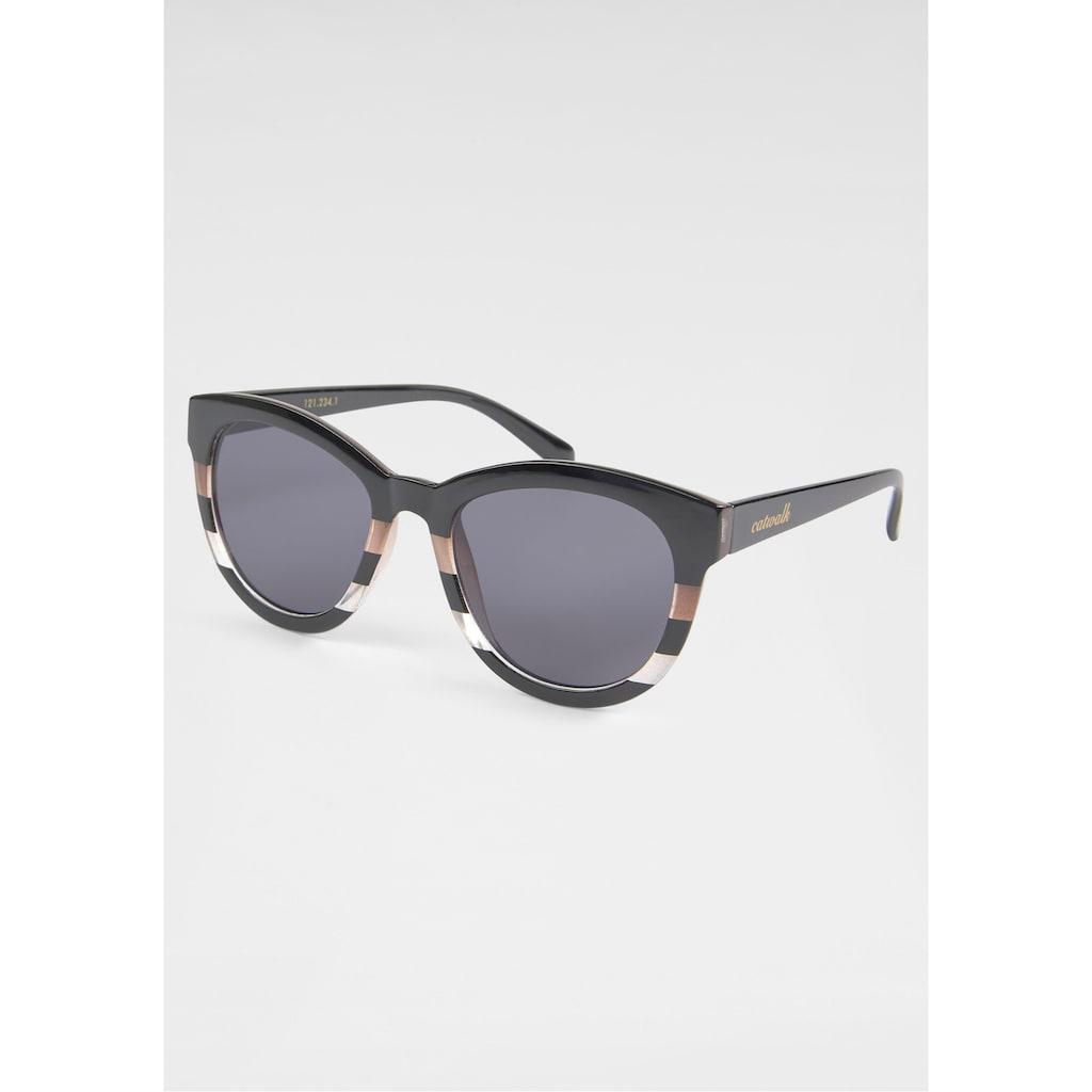 catwalk Eyewear Sonnenbrille, im Oversize-Look