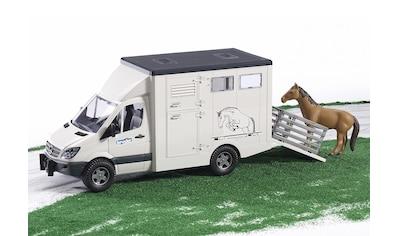 """Bruder® Spielzeug - LKW """"Mercedes Benz Sprinter"""" kaufen"""