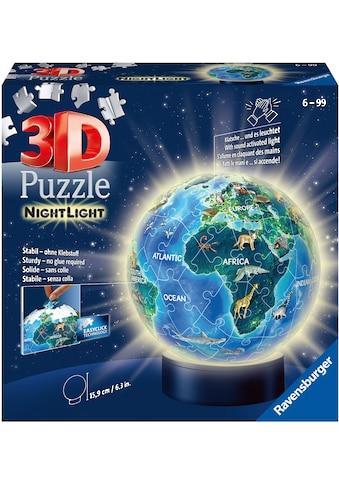 """Ravensburger Puzzleball """"Nachtlicht Erde bei Nacht"""" kaufen"""