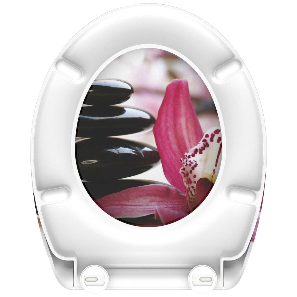 Schütte WC-Sitz »Wellness«, mit Absenkautomatik