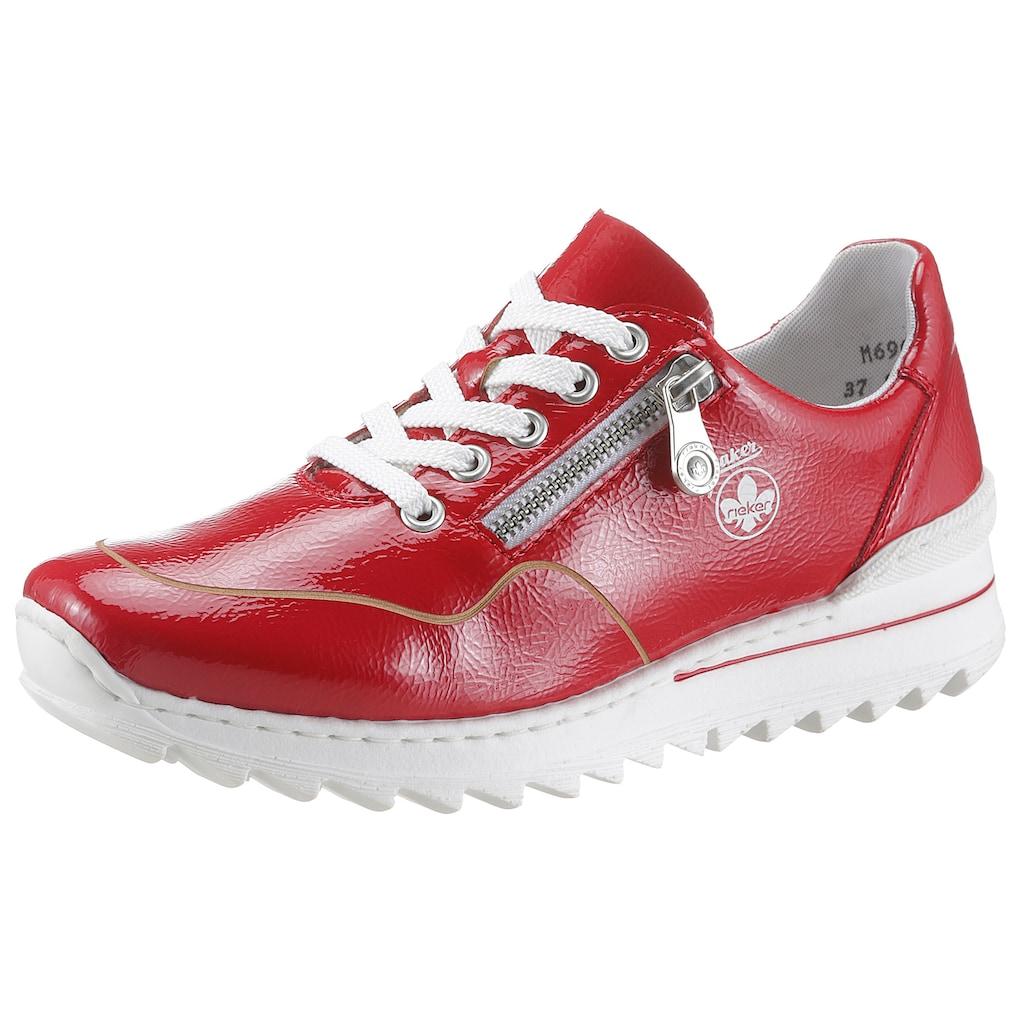 Rieker Sneaker, in modernem Look