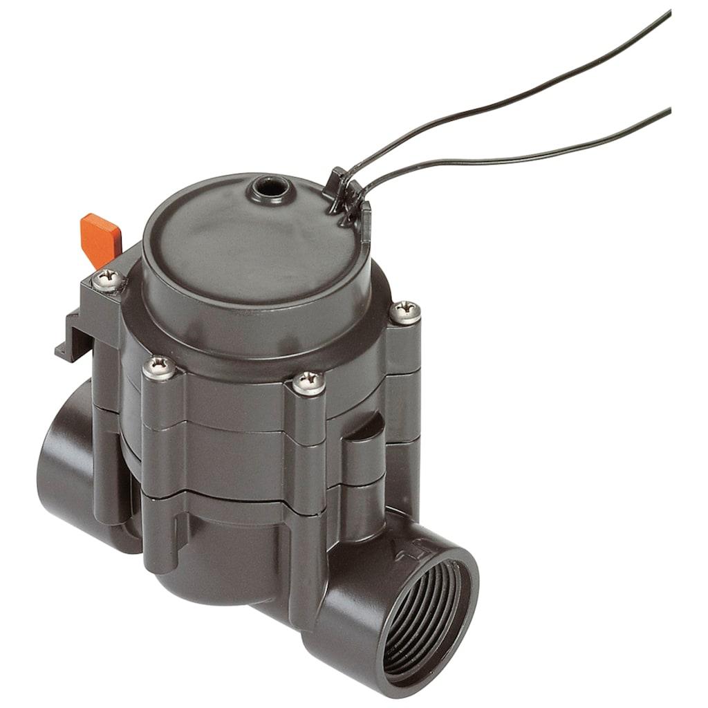 "GARDENA Bewässerungsventil »01278-20«, selbstreinigender Feinfilter, 24V, 1"""