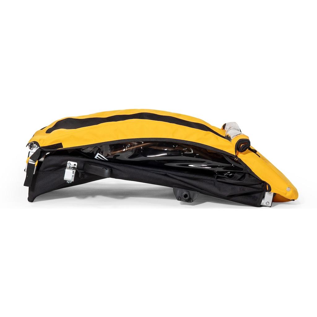 Burley Fahrradkinderanhänger »Bee«