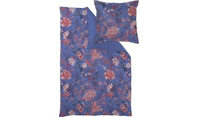 Curt Bauer Bettwäsche »Johanne«, florales Motiv kaufen