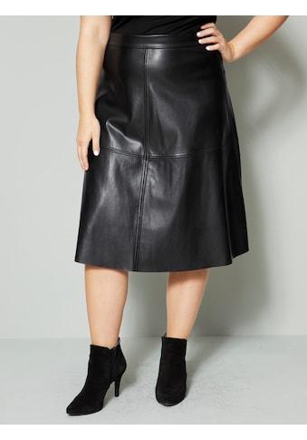 Sara Lindholm by Happy Size Lederimitatrock kaufen