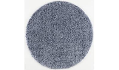 Sanat Hochflor-Teppich »Porto«, rund, 30 mm Höhe, weiche Oberfläche kaufen