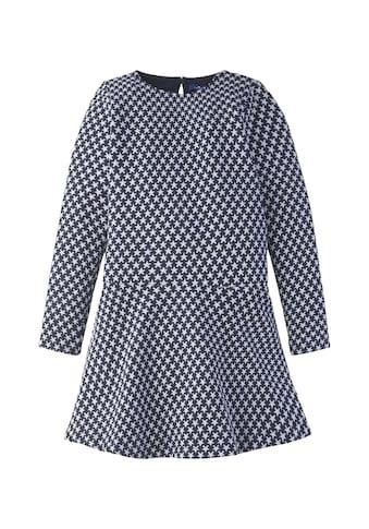 TOM TAILOR A - Linien - Kleid »Kleid mit Stern - Motiv« kaufen