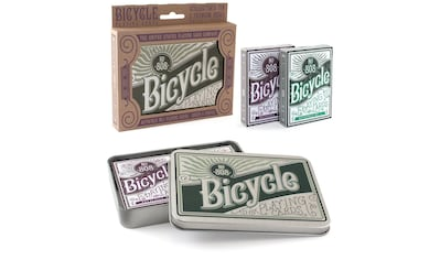 BICYCLE Spiel »Poker Kartensatz Autocycle No. 1« kaufen