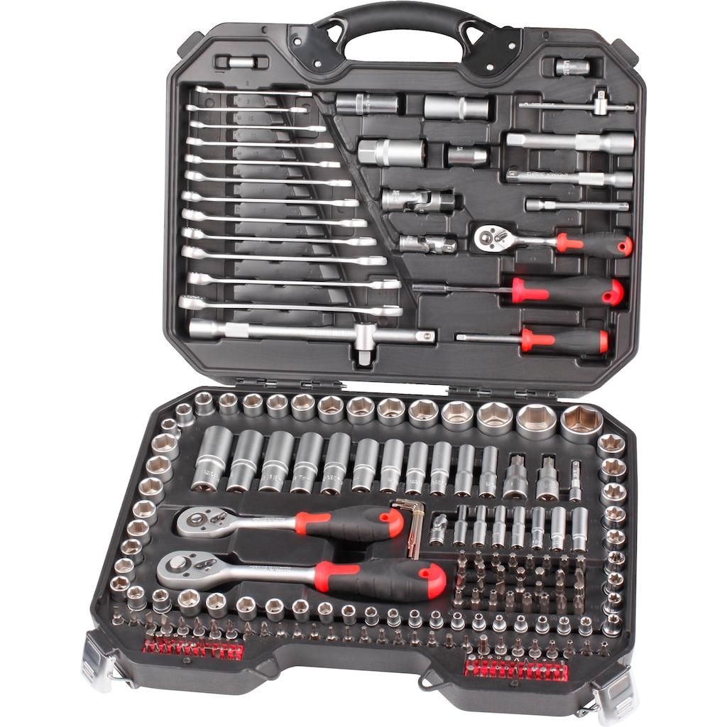 FIXMAN Set: Werkzeugset 218-teilig