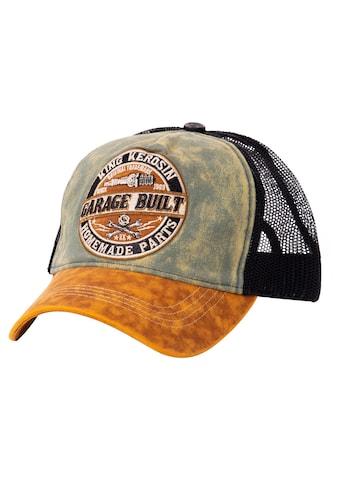 KingKerosin Trucker Cap »Garage Built« kaufen