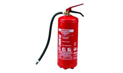 Protex Pulver-Feuerlöscher »Protex PD 6 GA« kaufen