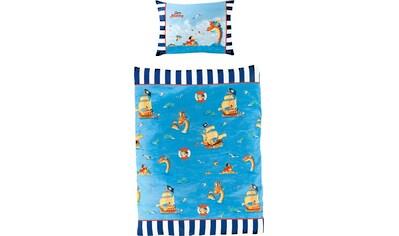 Kinderbettwäsche »Pirat«, Capt`n Sharky kaufen