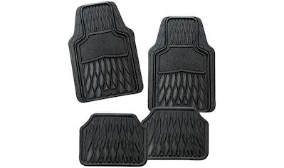 CarFashion Universal-Fußmatten »Set Macao«, Kombi/PKW, (Set, 4 St.), universal passend kaufen