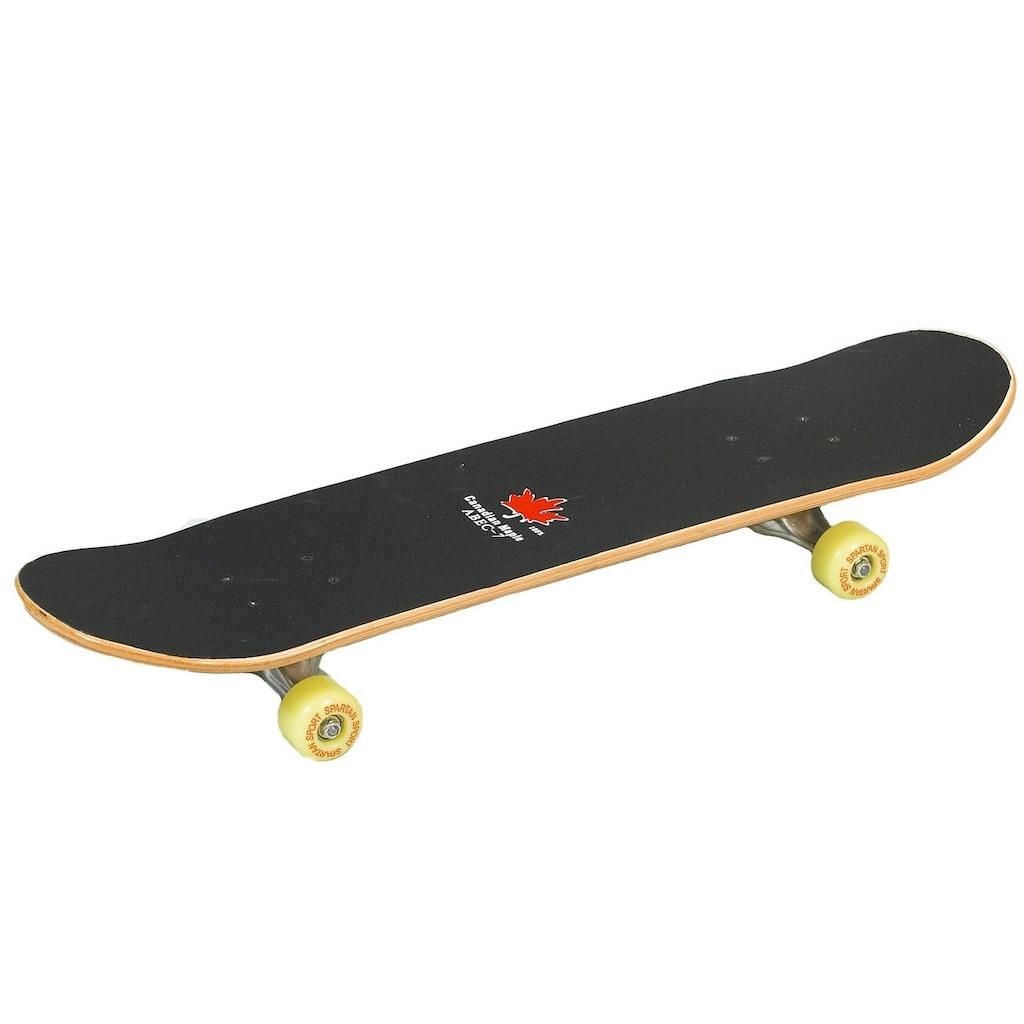 Spartan Sport Skateboard »Top Board«
