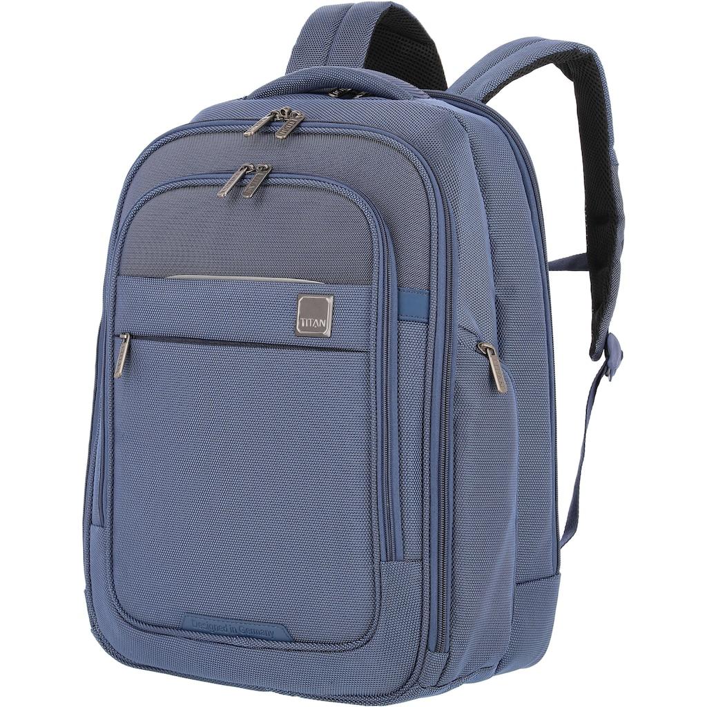 TITAN® Laptoprucksack »Prime, navy«