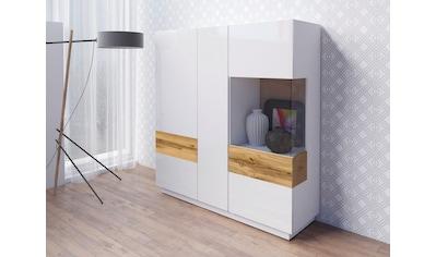 TRENDMANUFAKTUR Sideboard »SILKE«, Breite 130 cm kaufen