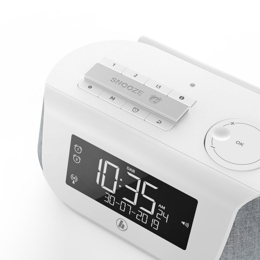 Hama DAB Digital Radio, Radiowecker, DAB/FM/Bluetooth