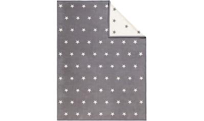 IBENA Wohndecke »Star«, mit kleinen Sternen kaufen