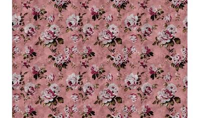 living walls Fototapete »Walls by Patel Wild Roses 4« kaufen