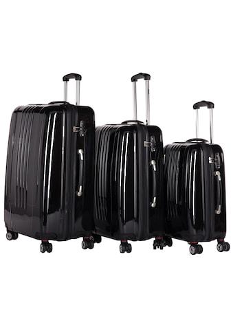 """Packenger Trolleyset """"Stone"""", 4 Rollen, (3tlg.) kaufen"""