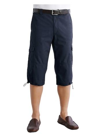 Classic Bermudas mit Gürtelschlaufen, Knopf -  und Reißverschluss kaufen