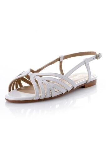 Alba Moda Sandalette, aus weichem Leder kaufen