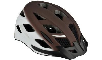FISCHER Fahrräder Fahrradhelm »Fahrradhelm Urban Retro S/M«, Verstellbarer Innenring-System; mit beleuchtetem Innenring-System kaufen