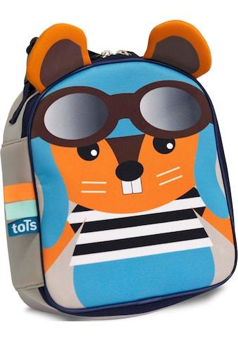 smarTrike® Kindergartentasche »toTs by SmarTrike® Fur - ever Brotzeitbox Eichhörnchen« kaufen