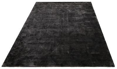 Leonique Teppich »Pyramid«, rechteckig, 14 mm Höhe, exclusiver Teppich in Seidenoptik, Wohnzimmer kaufen