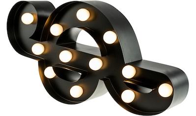 MARQUEE LIGHTS LED Dekolicht »Notenschlüssel«, 1 St., Warmweiß, Wandlampe, Tischlampe... kaufen