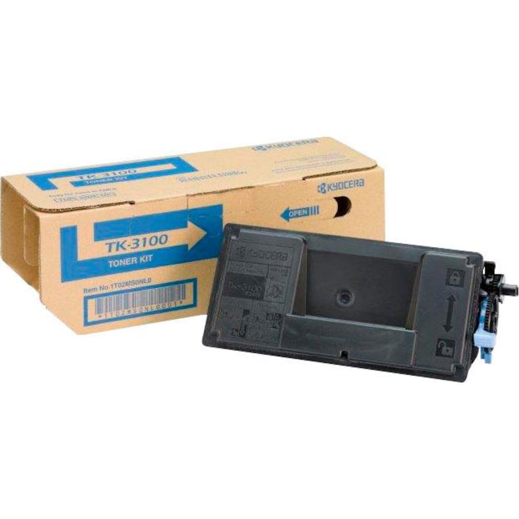 Kyocera Tonerpatrone »TK-3110, original, 1T02MT0NLV, schwarz«