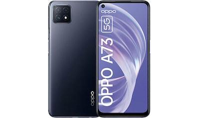 """Oppo Smartphone »A73 5G«, (16,5 cm/6,5 """" 128 GB Speicherplatz, 16 MP Kamera) kaufen"""